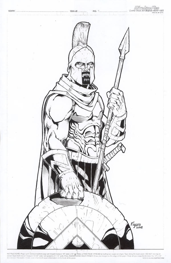 spartan coloring pages - photo#33