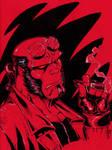 Hellboy n  Red
