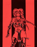 Darth Talon by Kid-Destructo