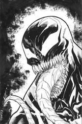 Venom by Kid-Destructo