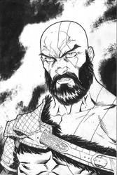 Kratos GOW4