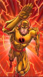 Reverse Flash by Kid-Destructo