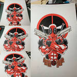 Deadpool by Kid-Destructo