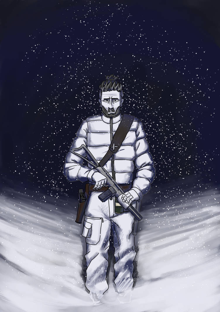 Arctic Survivor by SirCrackWaffle