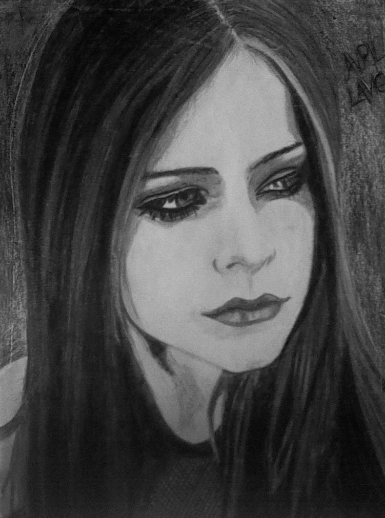 Avril Under My Skin by Madam-Pierrot