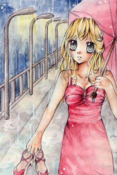 Rain by stardustnn