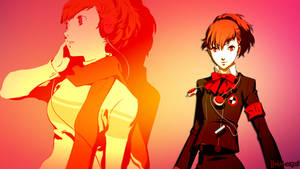 Persona 3 Portable Female Protagonist