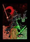 Darth Vader vs Yoda