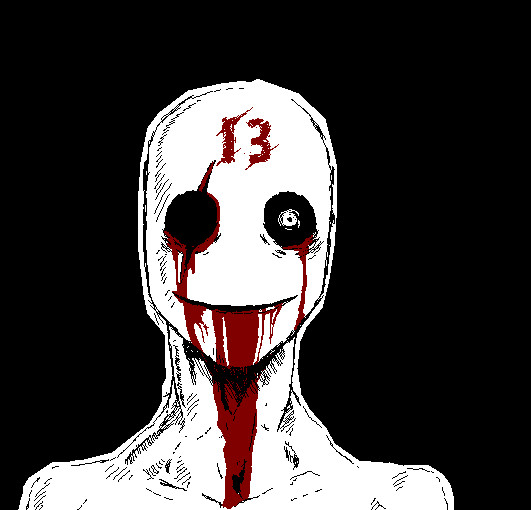 number-13 by Magmamork