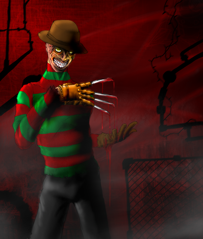 Freddy s coming for you by magmamork on deviantart