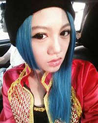 Dara Crush Cosplay by Lawrielle21