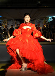 Lady in Red by Lawrielle21