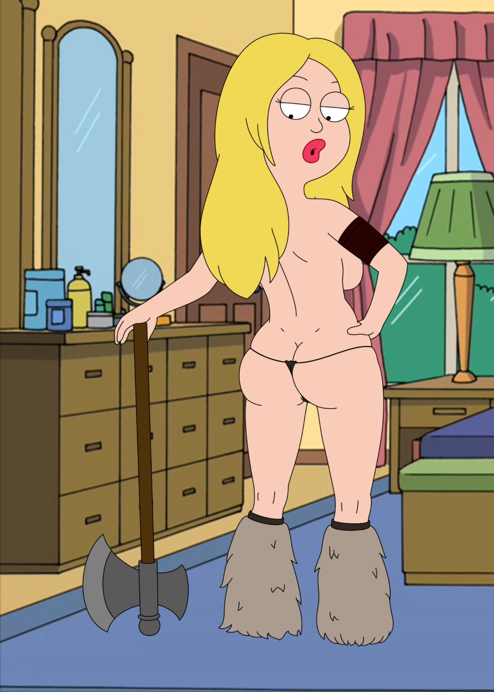 american dad nudes naked