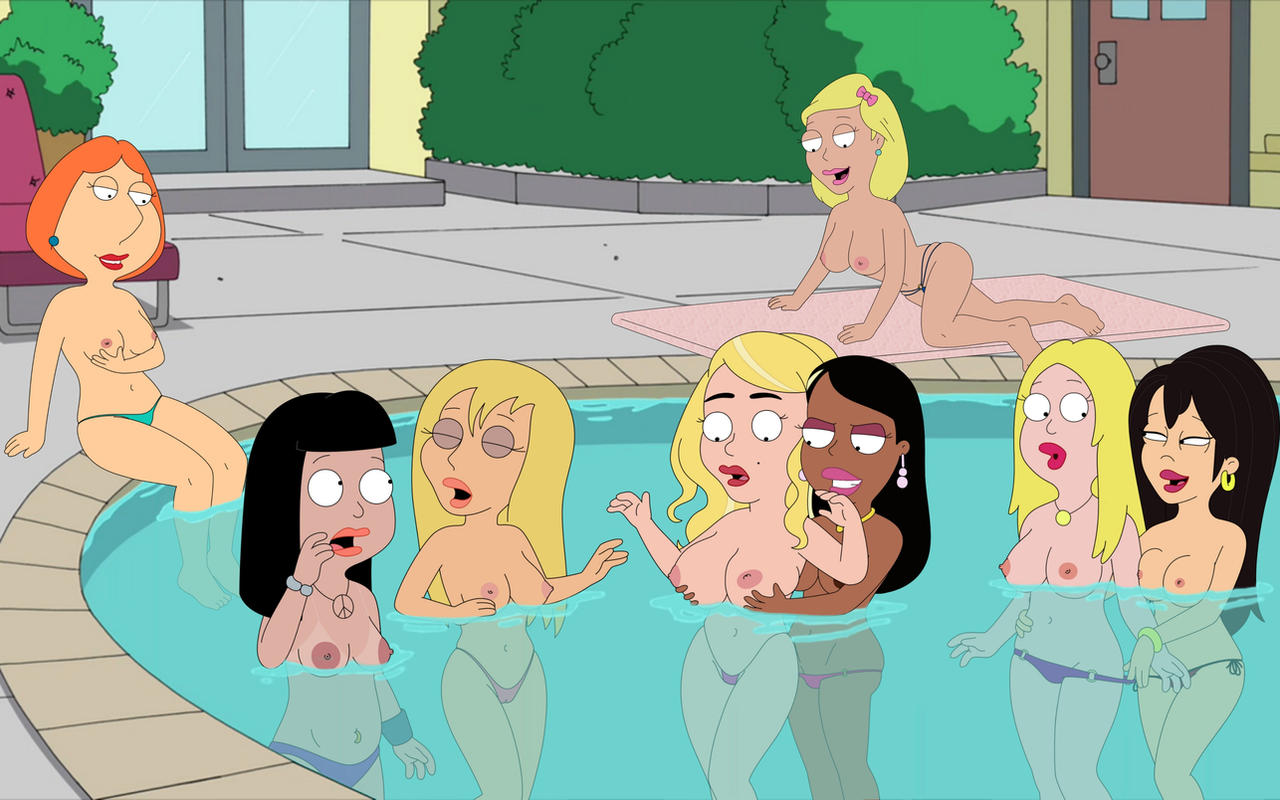 naked girls on american dad