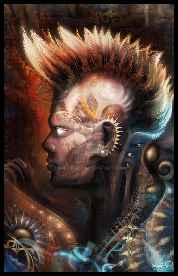 Neo_Cyberpunk by noistromo