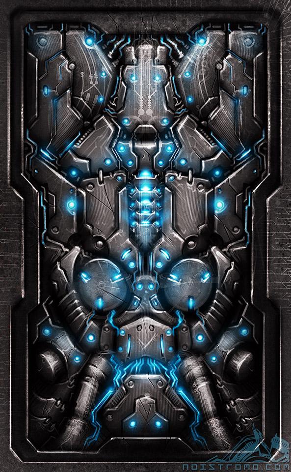 CyberMechanical by noistromo
