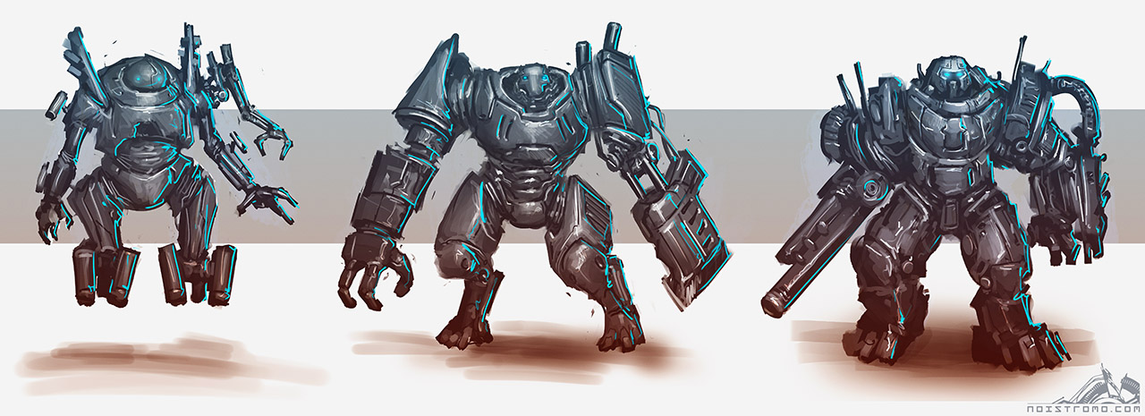 warbots_x9-001-3 by noistromo