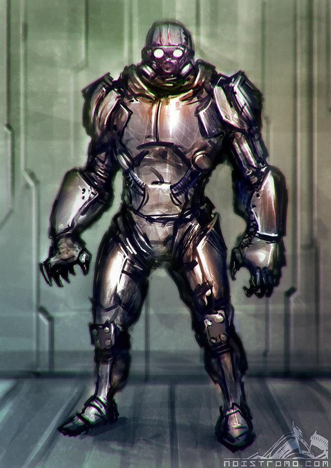 Armor - 20130113 by noistromo