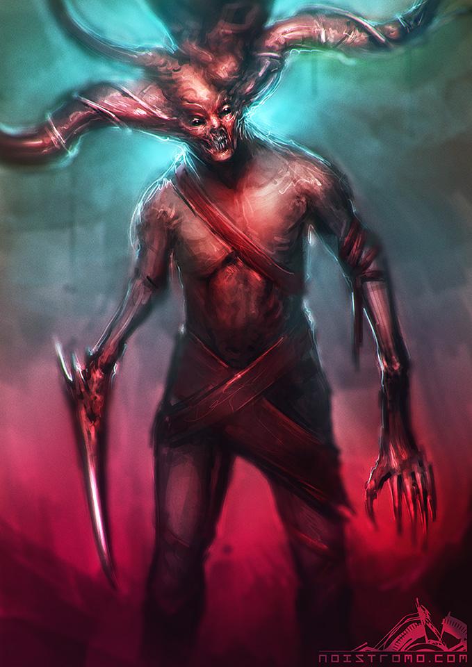 Creature 20130122 by noistromo