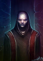 Otherworld Traveler by noistromo
