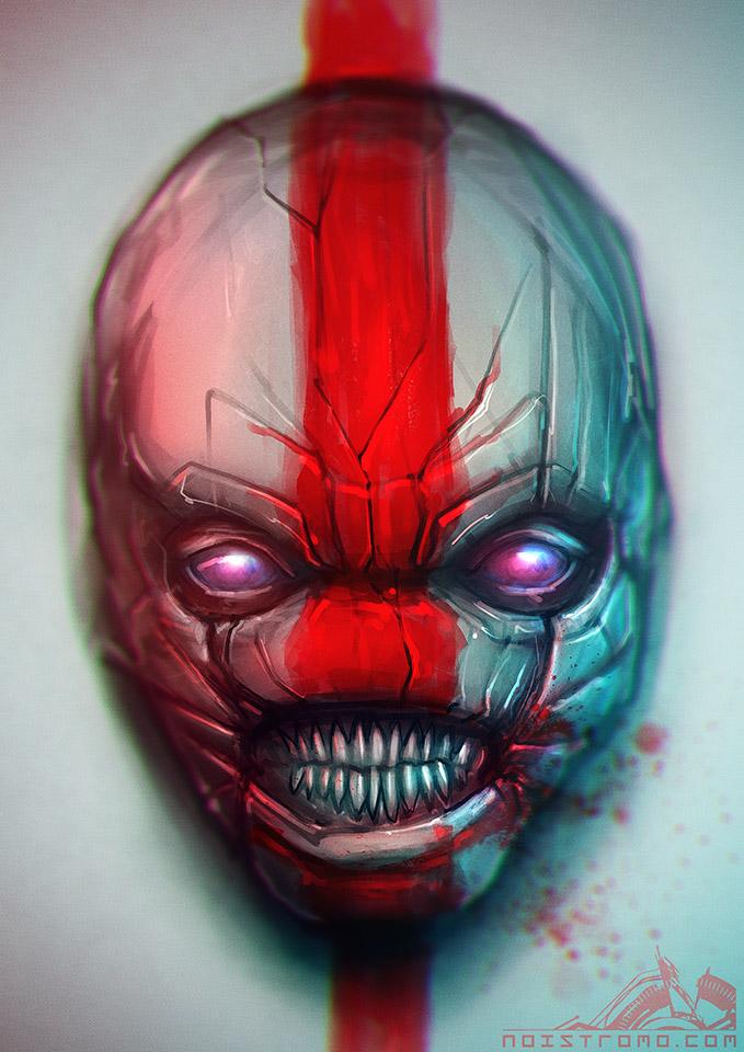 Face - 20130222 by noistromo