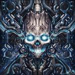 Dark Cybernetic by noistromo