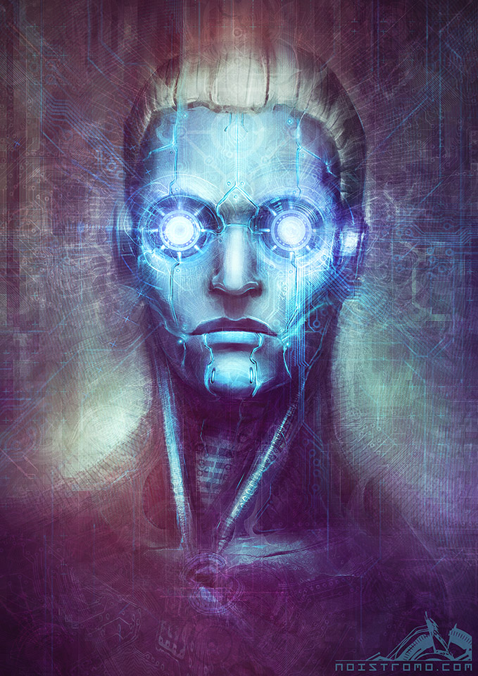 Transhuman 2.0 by noistromo