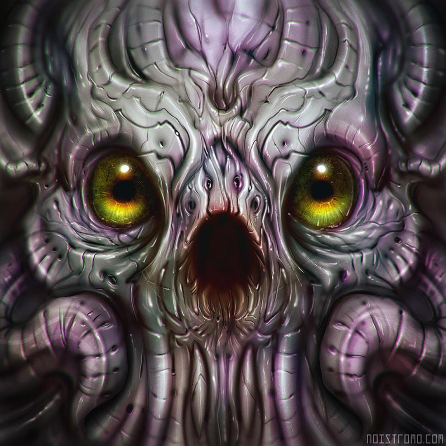 Alien Species By Noistromo On DeviantArt