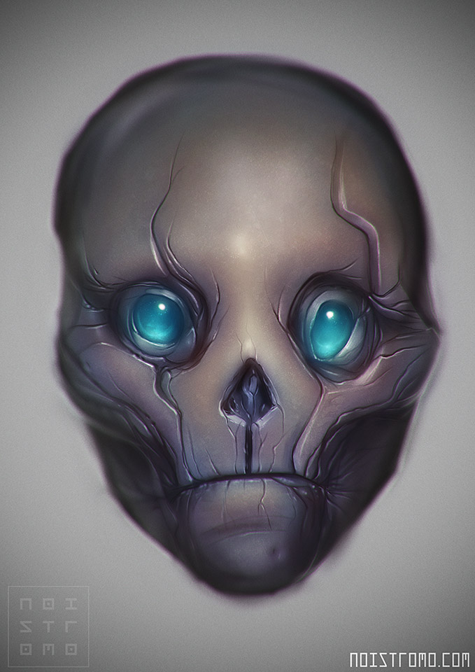 Alien,again by noistromo