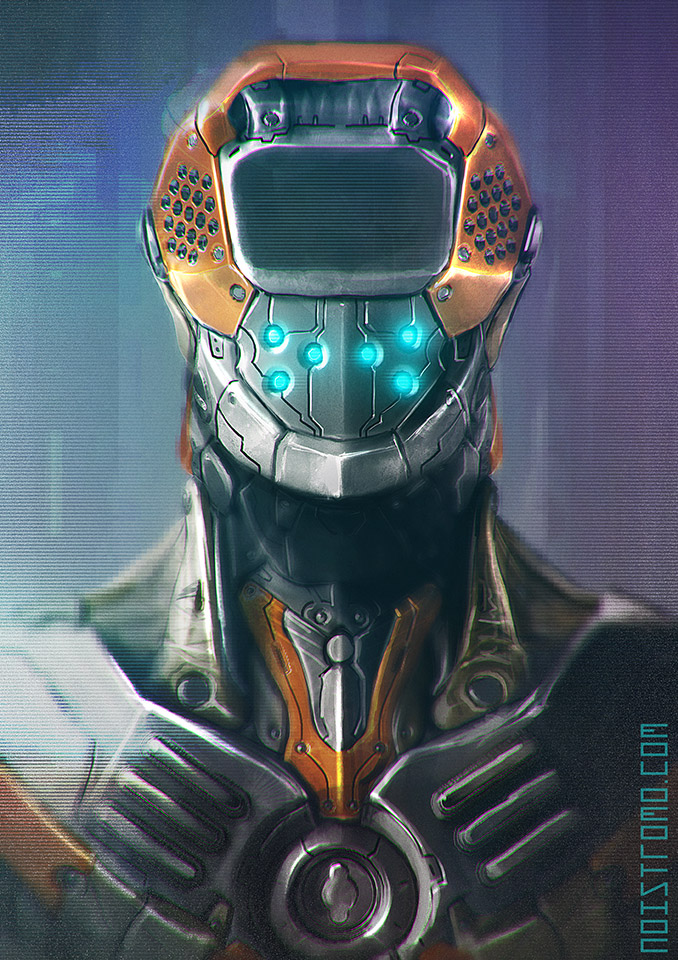 Random-Bot 2 by noistromo