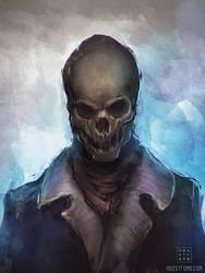 Skull Lord by noistromo