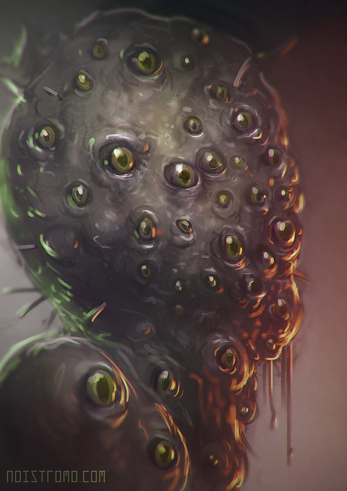 EyeMonster by noistromo