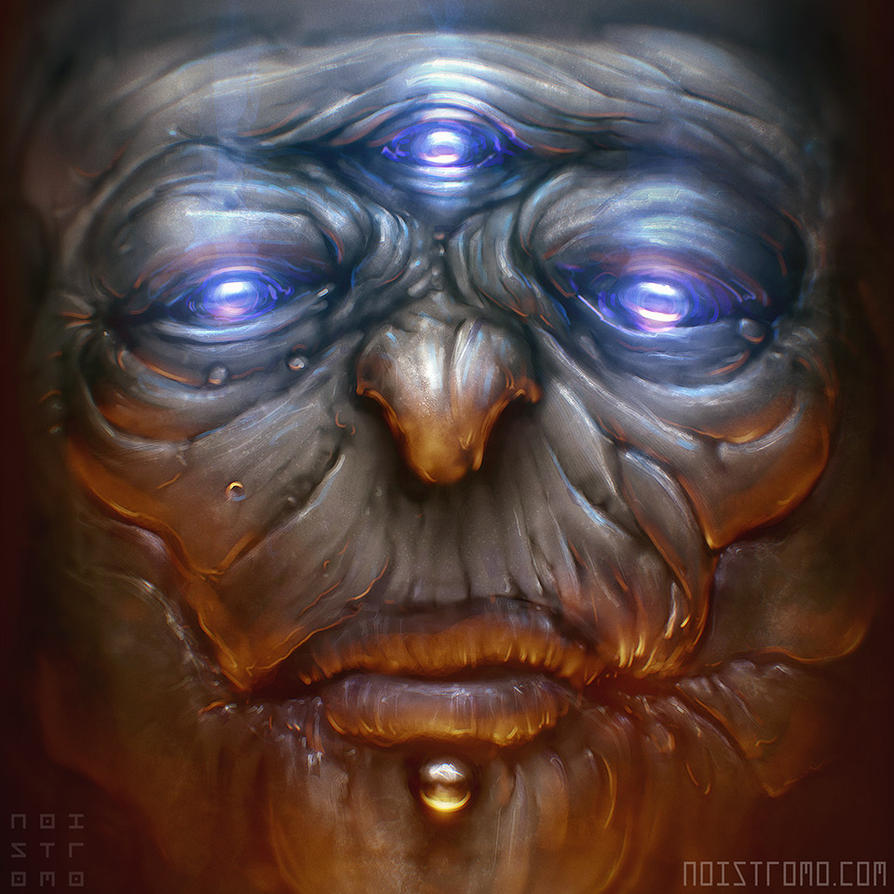 Third Eye by noistromo