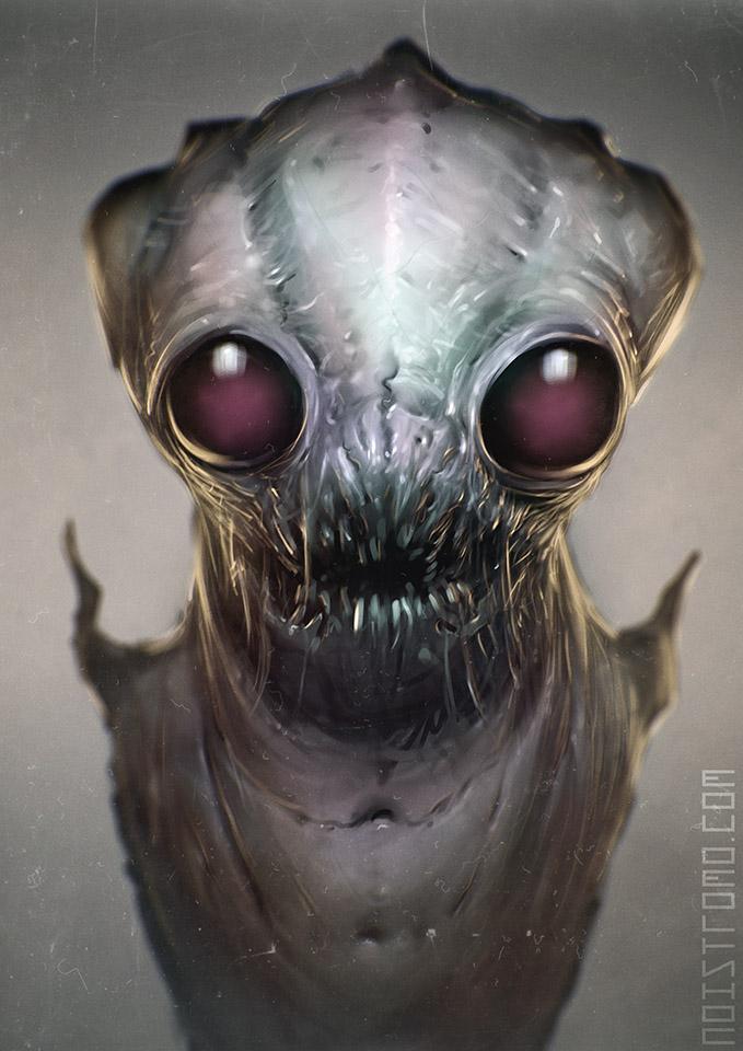 Monster_20141215 by noistromo