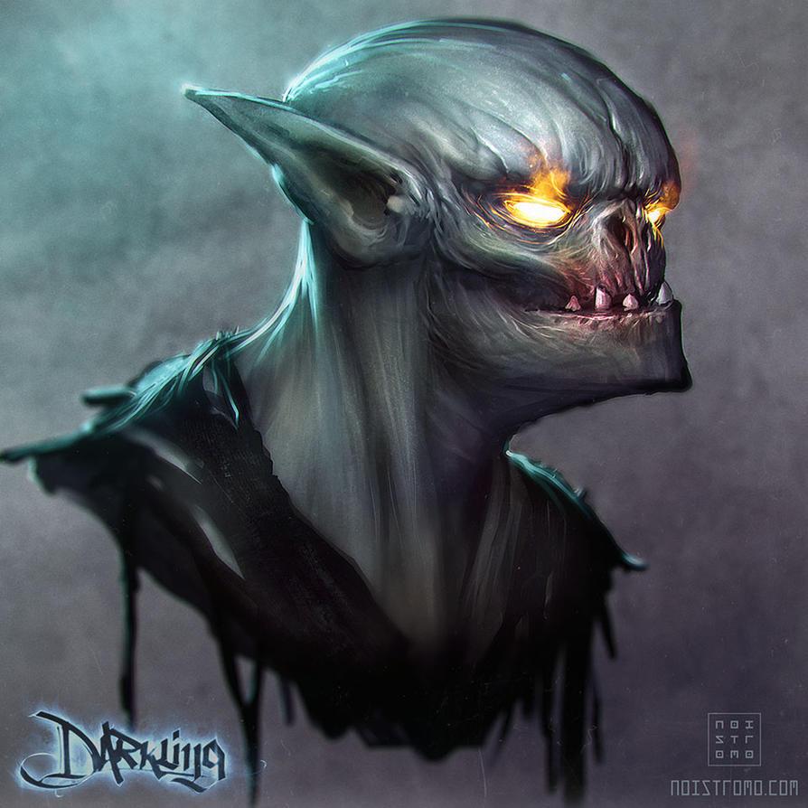 Darkling by noistromo