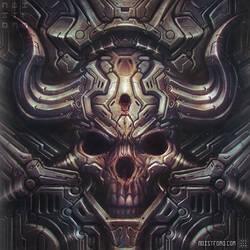 Biomech-hellskull