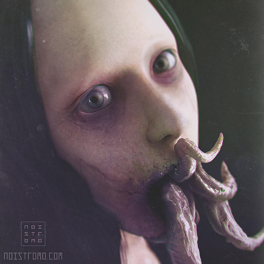 Tentacled by noistromo