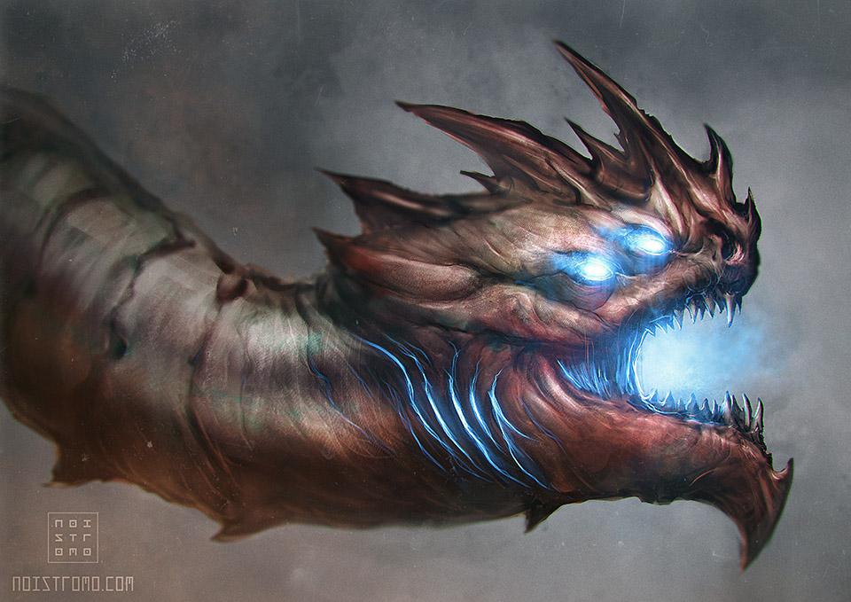Dragon by noistromo