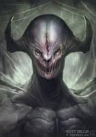 Demon by noistromo