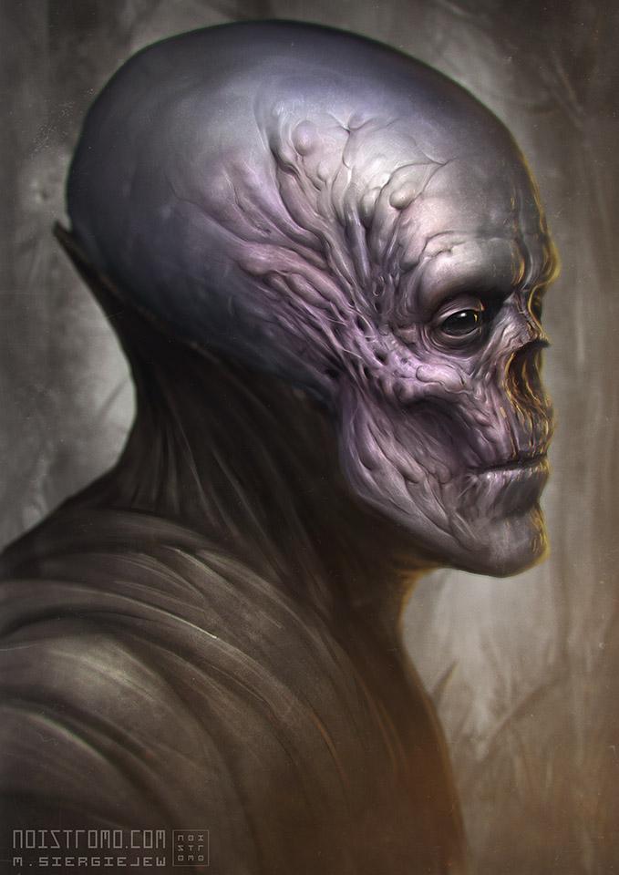 Skullface by noistromo