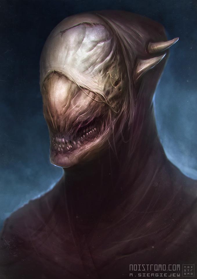 Monster by noistromo