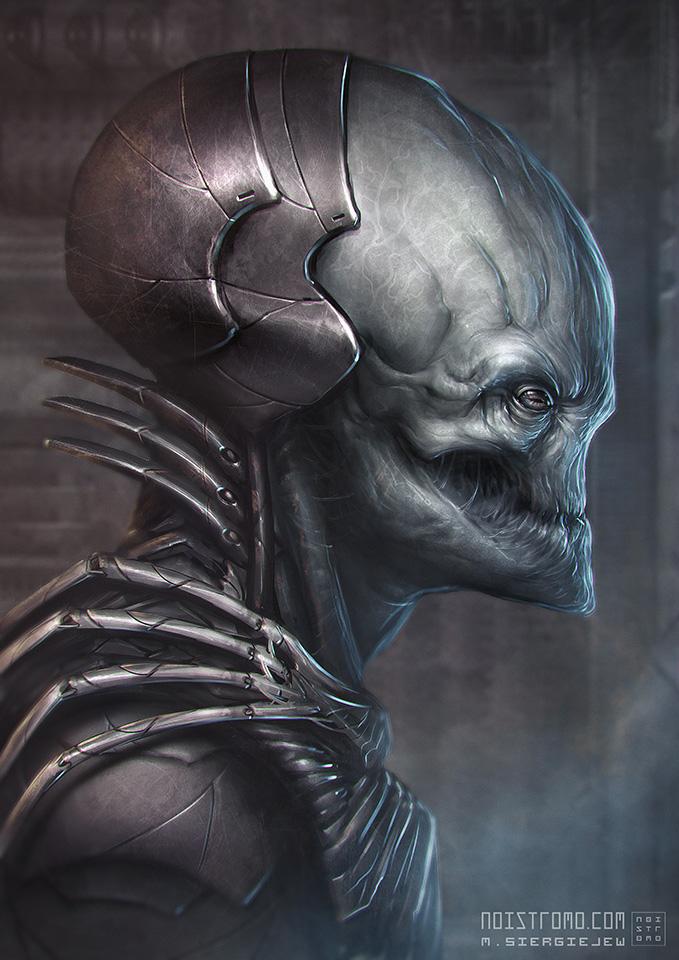 Alien 208 by noistromo