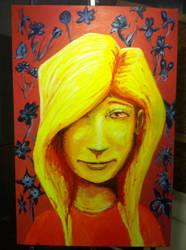 Blondie 5 by TehCarbonMonkey