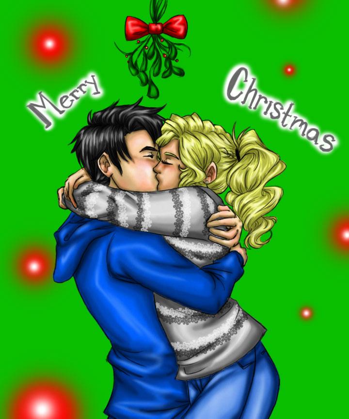 Percy Jackson Fandom (100% Unofficial): Merry Christmas
