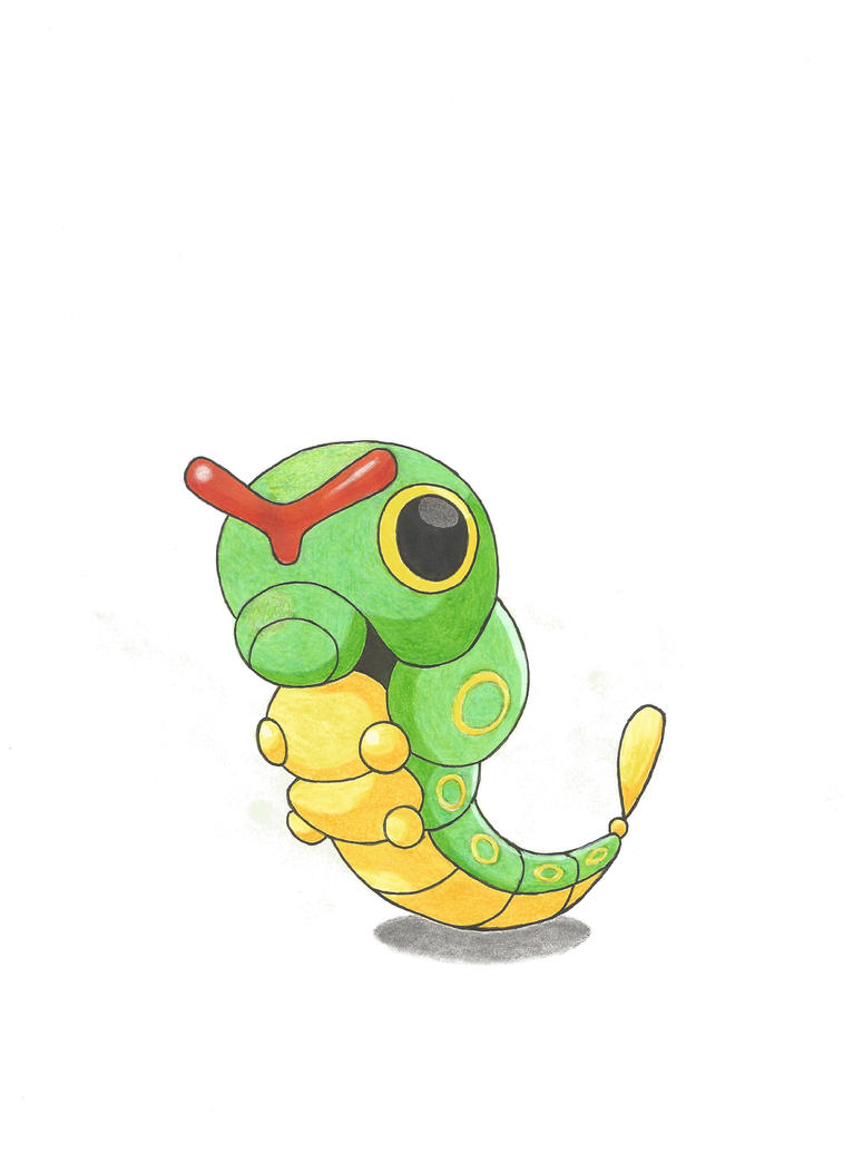 Caterpie Pokemon