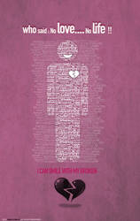 NO LOVE NO LIFE2 by jooyousef