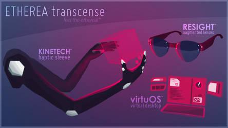 ETHEREA transcence