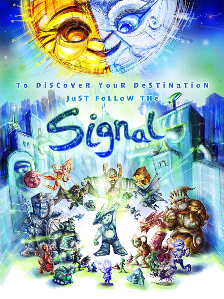 Just Follow the Signal by Signalite