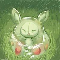 Reuniclus by Tanglecolors