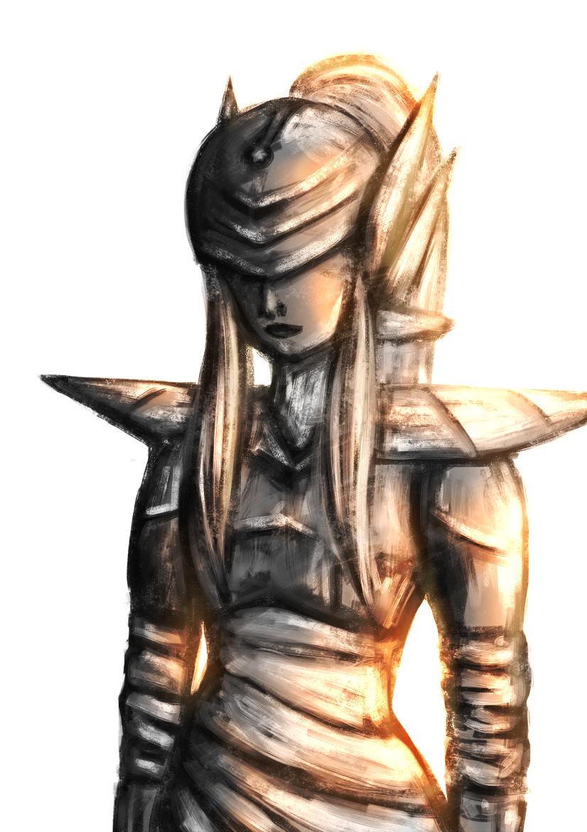 Practice - Knight by Christin-Cat-Bat